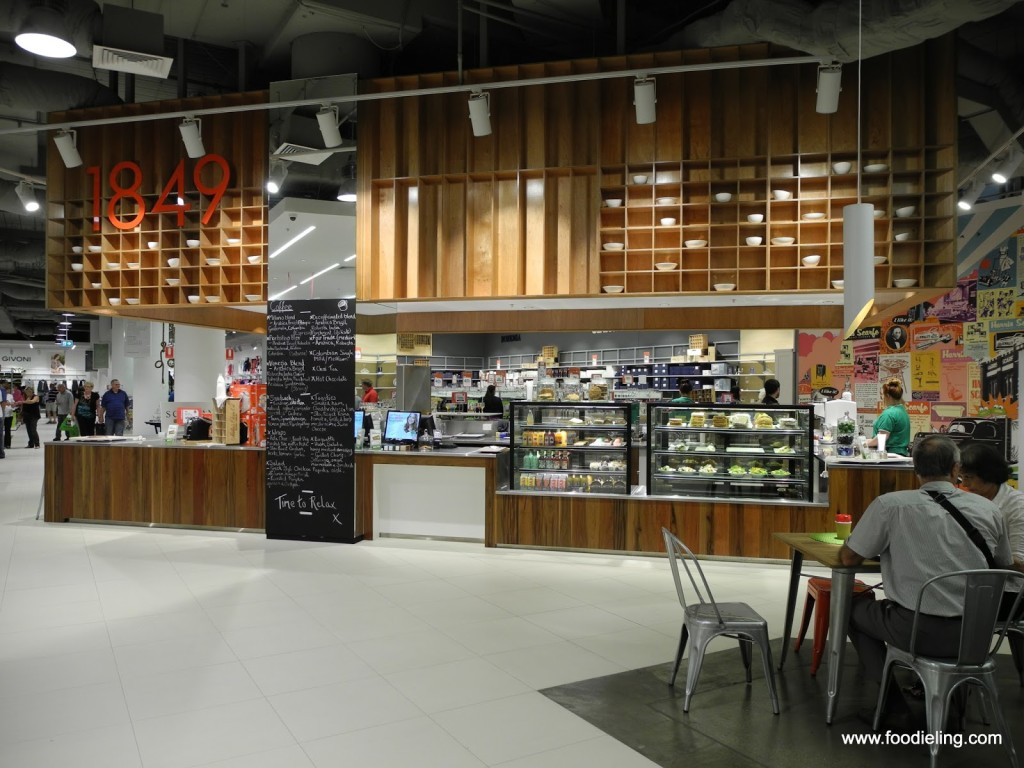 Rundle Place Food Court Soonta Boys And Warong Foodie Ling