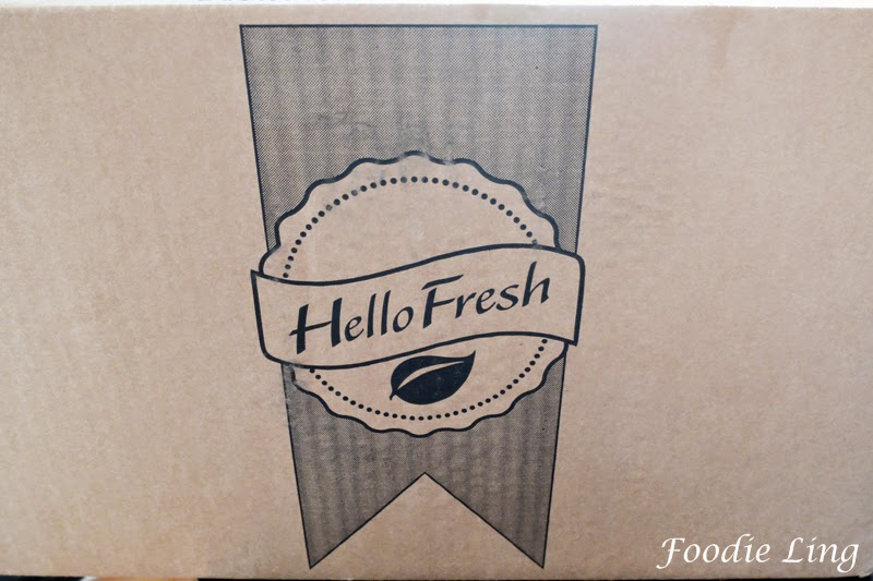 hellofresh is in adelaide foodie ling. Black Bedroom Furniture Sets. Home Design Ideas