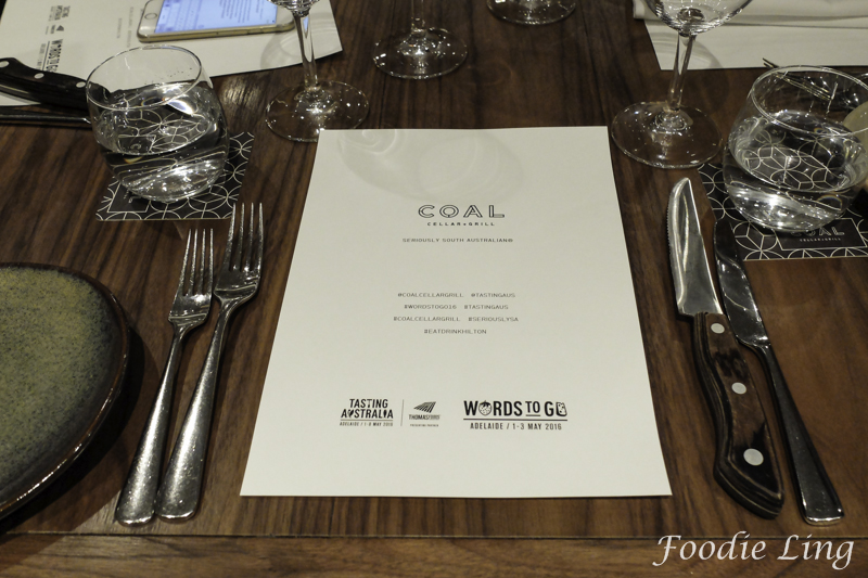Coal Cellar and Grill Dinner (1)