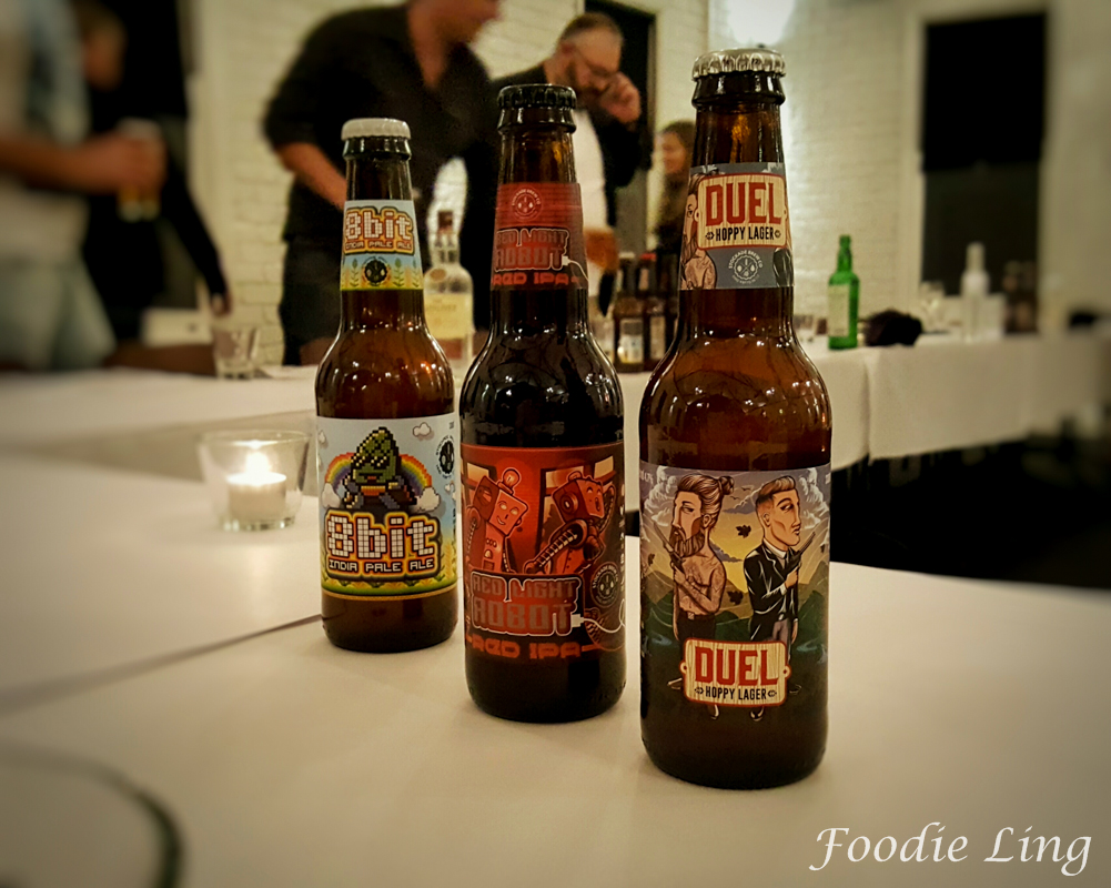 Rob Roy Society Dinner  Stockade Beer (1)