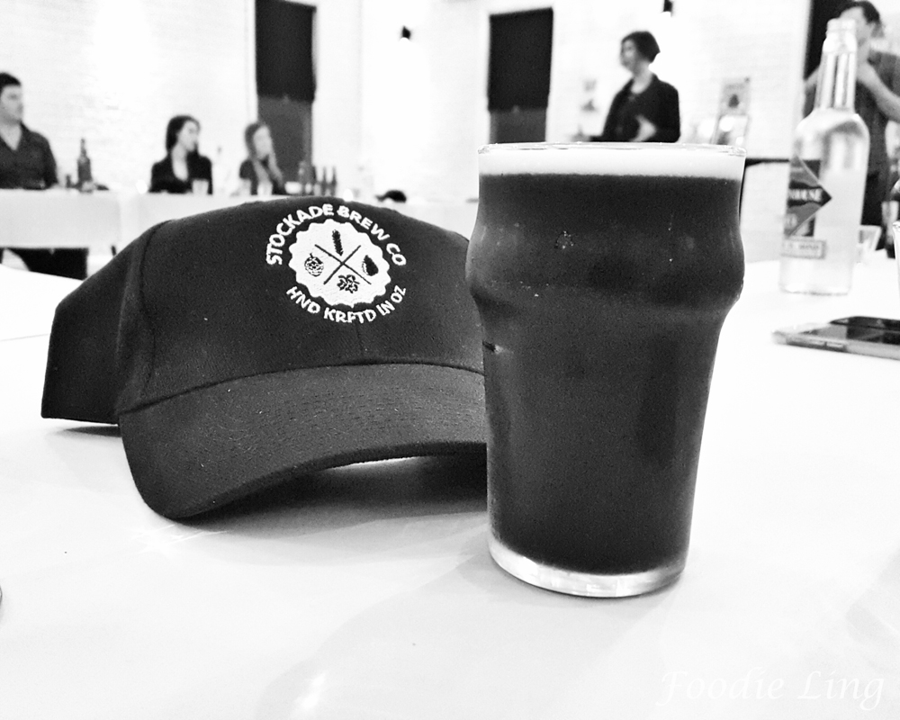 Rob Roy Society Dinner  Stockade Beer (6)